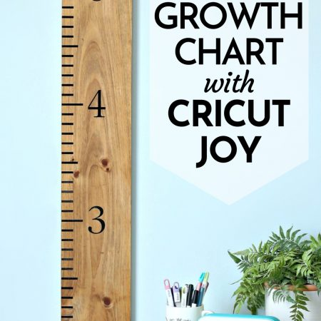 Ruler Growth Chart
