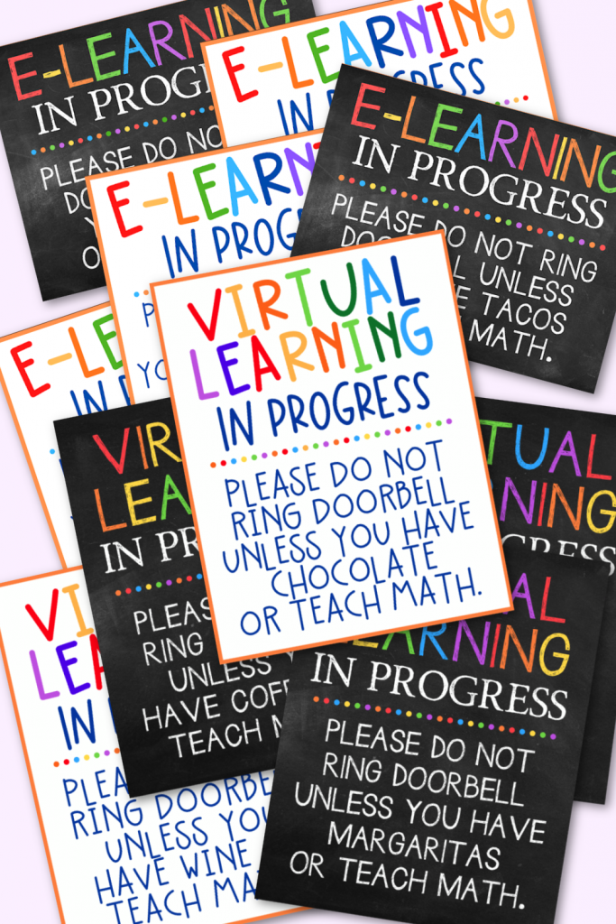 https://www.happygoluckyblog.com/wp-content/uploads/2020/08/E-Learning-Virtual-Learning-in-Progress-Printables-683x1024.png