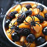 Halloween Fruit Salad - The perfect Halloween side dish
