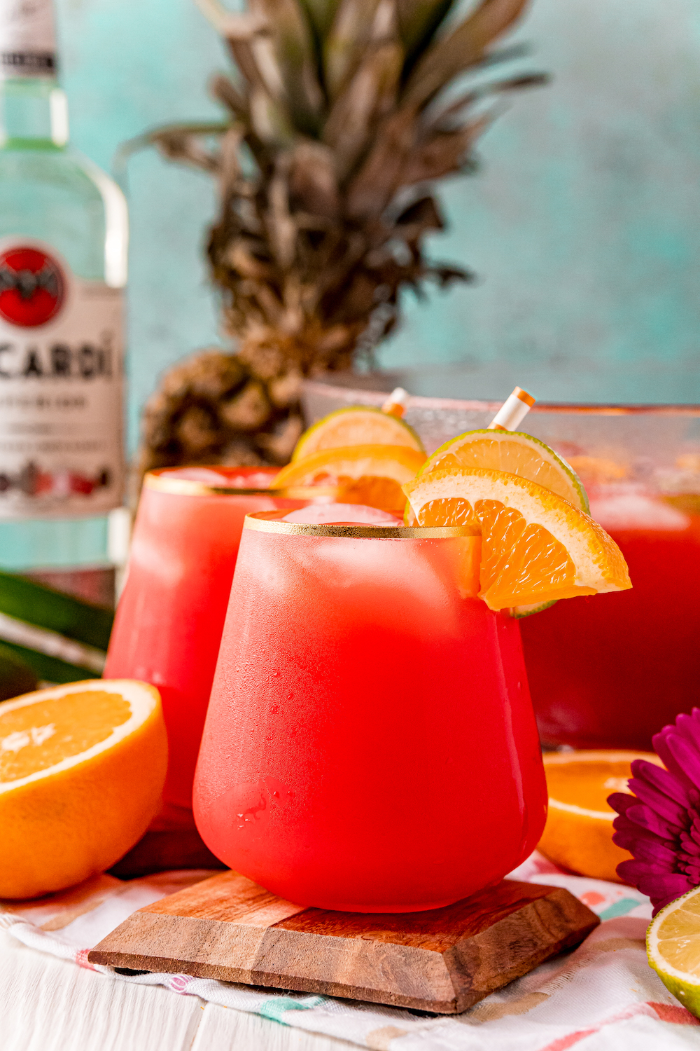 Hurricane Punch - The Perfect Party Punch