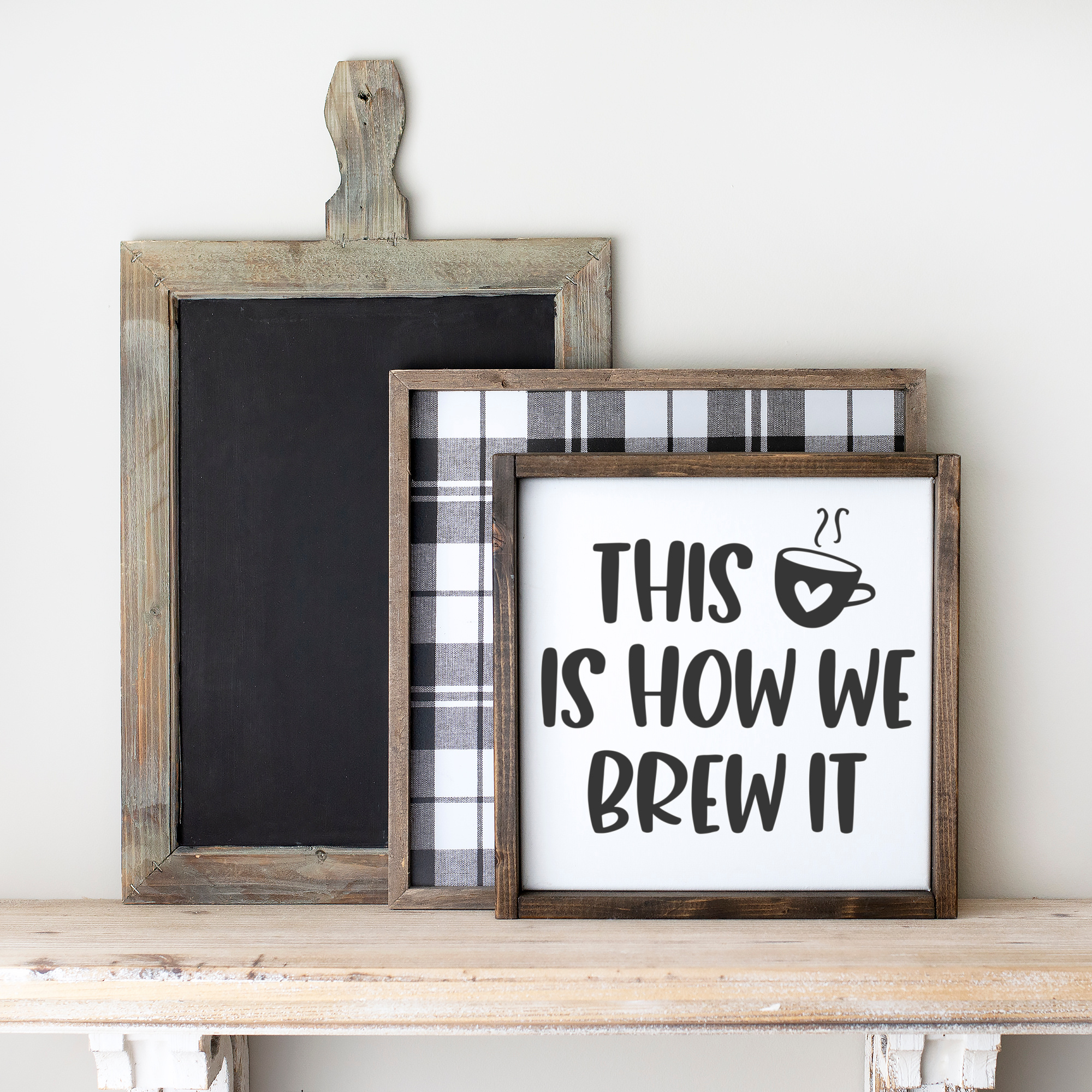 This is How We Brew It SVG